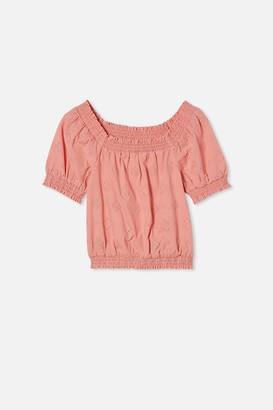 Cotton On Sasha Broderie Top