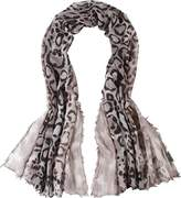 Fraas Women's Scarf - Brown -