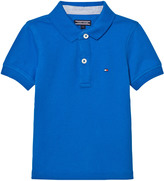 Tommy Hilfiger Royal Blue Polo with Flag Branding