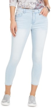 Style&Co. Style & Co Power Sculpt Curvy-Fit Skinny Jeans, Created for Macy's