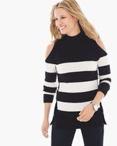 Chico's Cindy Hardware-Detail Pullover