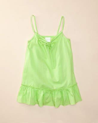 Green Cotton AZUL SWIMWEAR Azul Dress (2-10)
