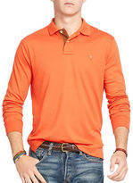 Polo Ralph Lauren Long Sleeve Pima Cotton Polo Shirt