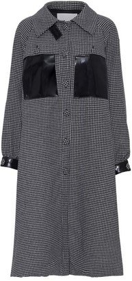 REMAIN Birger Christensen Odette Houndstooth A-Line Jacket