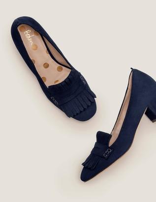 Boden Victoria Mid Heel Loafers