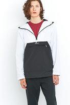 Stussy White Reflective Pullover Jacket