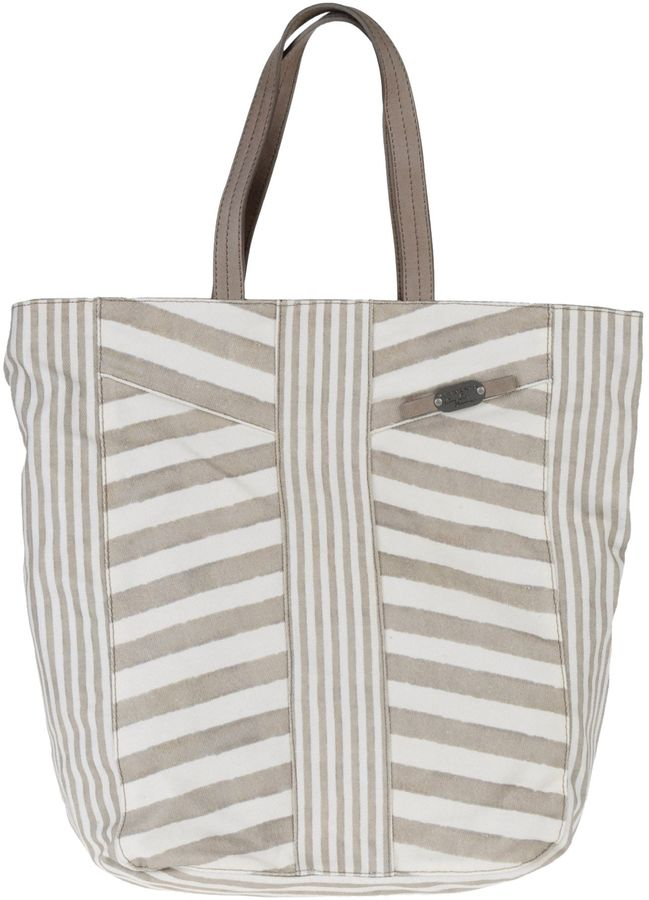 Ermanno Scervino Large fabric bags