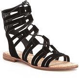 GB Back-Stage Suede Gladiator Sandals