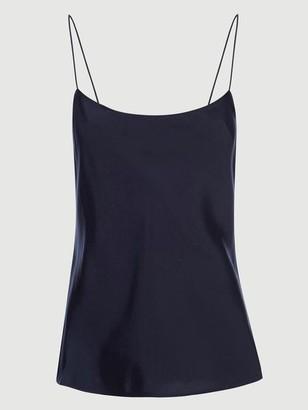 Frame Washable Silk Simple Cami