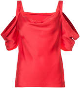 Jason Wu cold shoulder blouse