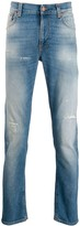 Nudie Jeans faded jeans
