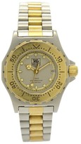 Tag Heuer 3000 934.208 Professional 200M Stainless Steel & Gold Plated Quartz 28 mm Women