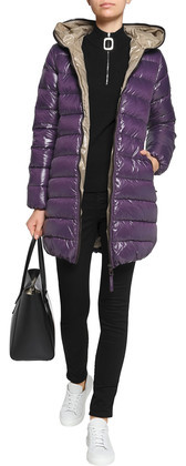 Duvetica Ace Quilted Shell Down Jacket