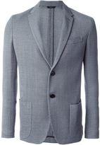 Fendi knitted blazer - men - Acetate/Viscose/Wool/Silk - 50