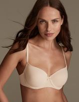 Marks and Spencer 2 Pack Underwired T-Shirt Balcony Bras A-DD