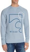 Junk Food Clothing Miami Graphic Sweatshirt - 100% Exclusive