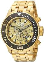 Invicta Men's 'Subaqua' Quartz Titanium and Stainless Steel Casual Watch