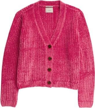 Scotch R'Belle Kids' Rib Knit Cardigan