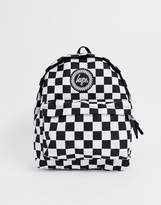 Hype checkerboard backpack