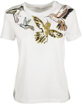 RED Valentino Bird Print T-shirt
