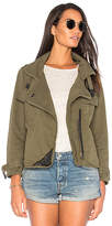 NSF Sasha Jacket in Olive. - size L (also in )