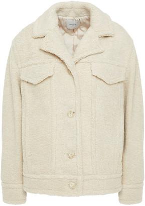 Vince Faux Shearling Jacket
