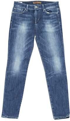 Joe's Jeans Blue Cotton Jeans