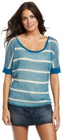 Roxy Juniors Dolman Sleeve Sweater