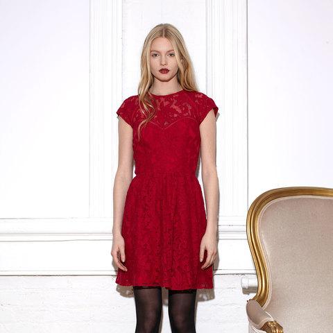 Dolce Vita Winsor Dress Berry