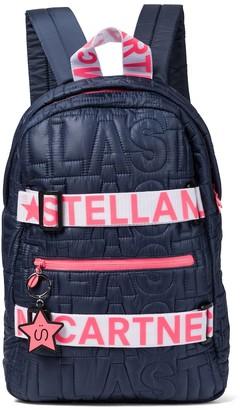 Stella McCartney Kids Logo backpack