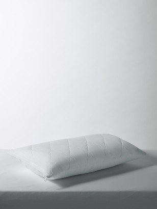 John Lewis & Partners Micro-Fresh Easy Quilted Toddler Pillow Protector