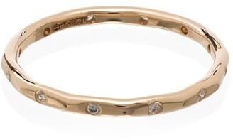 Melissa Joy Manning 14kt Yellow Gold Diamond Ring