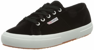 Superga Women's 2750-VELVETJPW Oxford Flat
