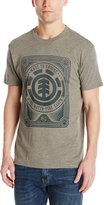 Element Men's Morris Short Sleeve T-Shirt, Grey Heather