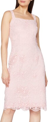 Gina Bacconi Women's Stevie Embroidered Dress Cocktail