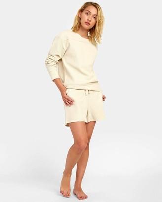 RVCA Women's Maddy Sweatshirt TOP