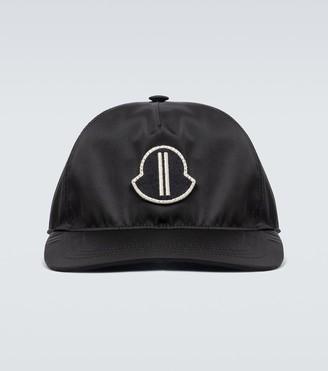 Rick Owens Moncler + baseball cap