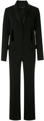 Gloria Coelho Cut Out Jumpsuit