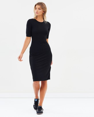 Atmos & Here Essential Midi Dress
