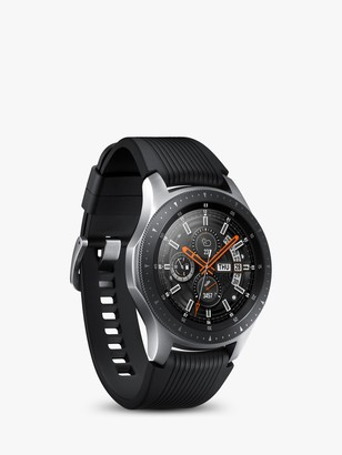 Samsung Galaxy Watch Golf Edition, 46mm, Silver / Black