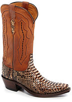Lucchese Since 1883 Natural Carmel Western Boots