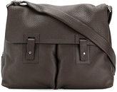 Orciani satchel messenger bag