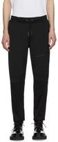 Givenchy Black Wool Tech Lounge Pants