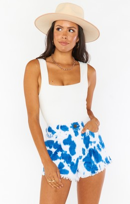 Show Me Your Mumu Houston High Waisted Shorts
