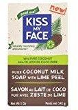 Kiss My Face Soap Bar Ccnut Mlk W Lime