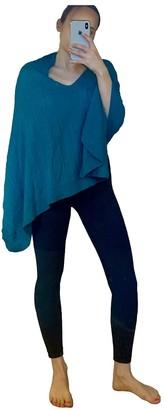 Hemisphere Turquoise Cashmere Knitwear for Women