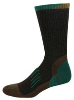Dickies Men's Steel Toe Merino Wool 1-Pack Crew Socks