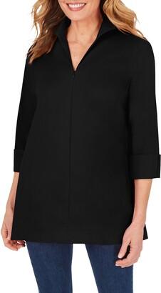 Foxcroft Lydia Wrinkle-Free Non-Iron Shirt