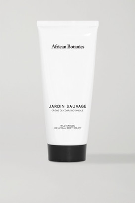 African Botanics Jardin Sauvage Botanical Body Cream, 200ml