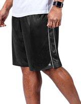 Champion Vapor Big Men`s Contrast-Pieced Short, CH411